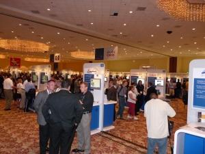 Salón de EXhibiciones del WES 2009